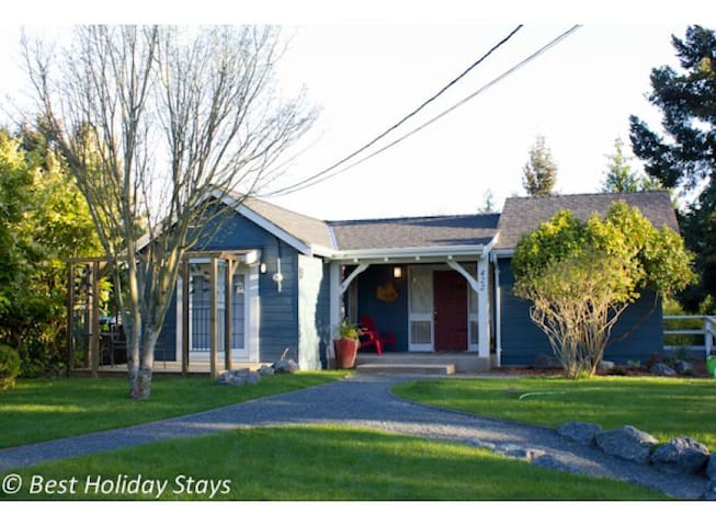 Painters Nook family & dog friendly - Parksville