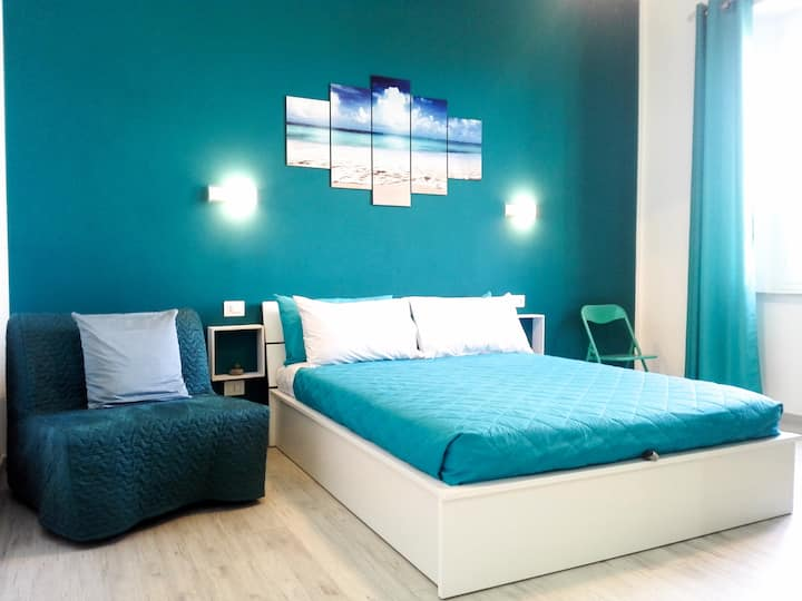 Le Stelle di Martina rooms+Free parking+Free WiFi.