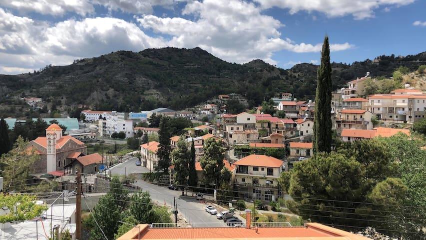 Pramateftis House  / Agros Village
