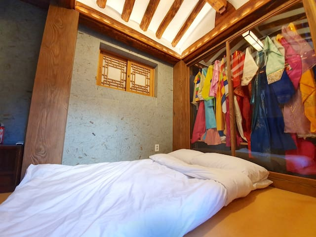 [Gung1] Hanok Korea Traditional House