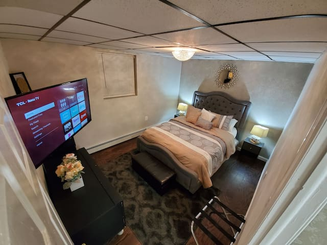 Cozy private Room & bath, near NY & NJ attraccions