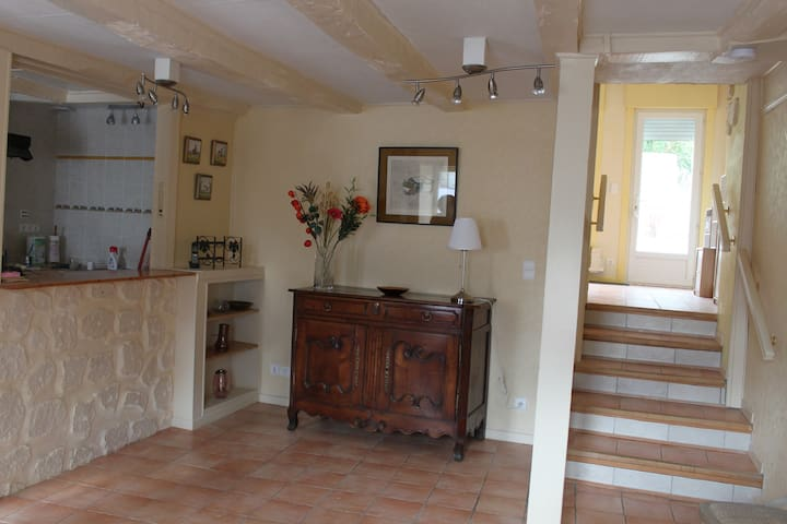 LA MAISON - Mûr-de-Bretagne