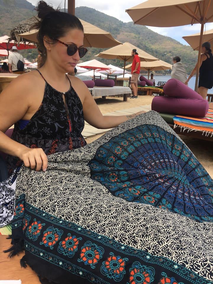 Choose your favorite textile!