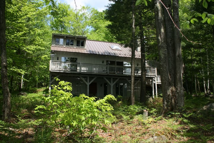 Dover Cottage on Gull Pond - Tupper Lake - Huis