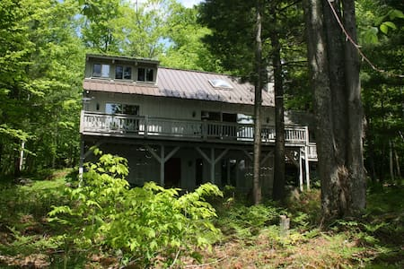 Dover Cottage on Gull Pond - Tupper Lake - Haus