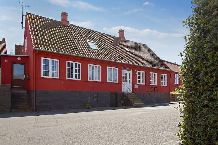 Hammershusvej 15B - Sandvigs første skole fra 1855