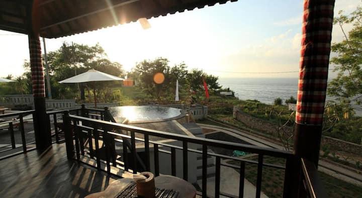 spectacular Ocean View Rooms@3Rooms