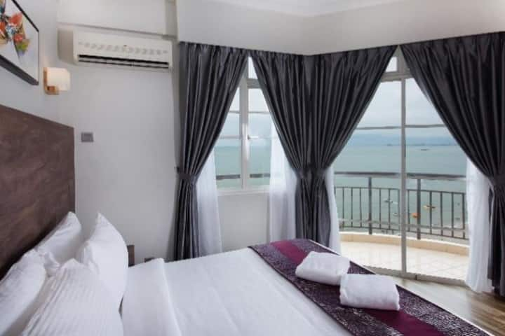 PD Luxury Sea View One Bedroom Apartment #4