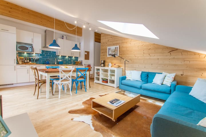 Châtel Adventure - Apartment for up to 8 guests