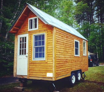 Tiny House in Evans Notch - Bethel