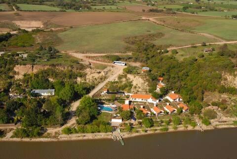Cabañas Costa Florentino, a 20' de Paraná (4 pers)