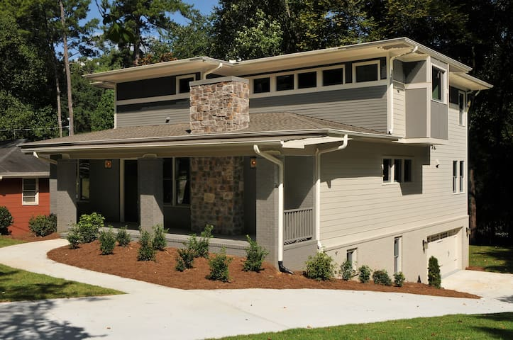 luxurious mid century modern house 3beds 3baths houses for rent