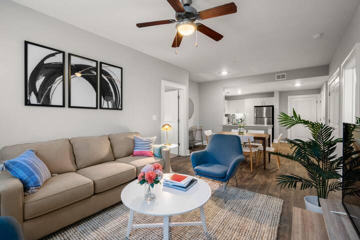 Kasa   Atlanta   Modern 2BD/2BA Apartment