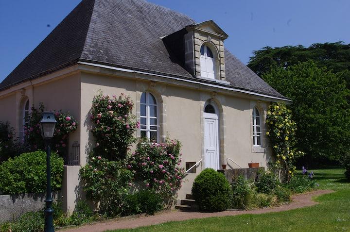 Charmante maison au calme et dans la verdure