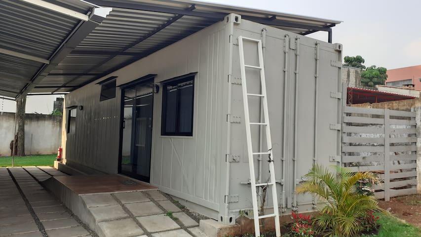 Casa Container Foz do Iguaçu / Região Central (CZ)