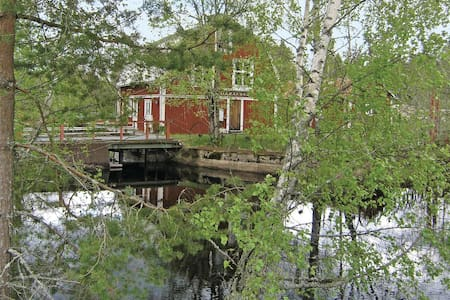 Holiday cottage with 2 bedrooms on 140m² in Skillingaryd