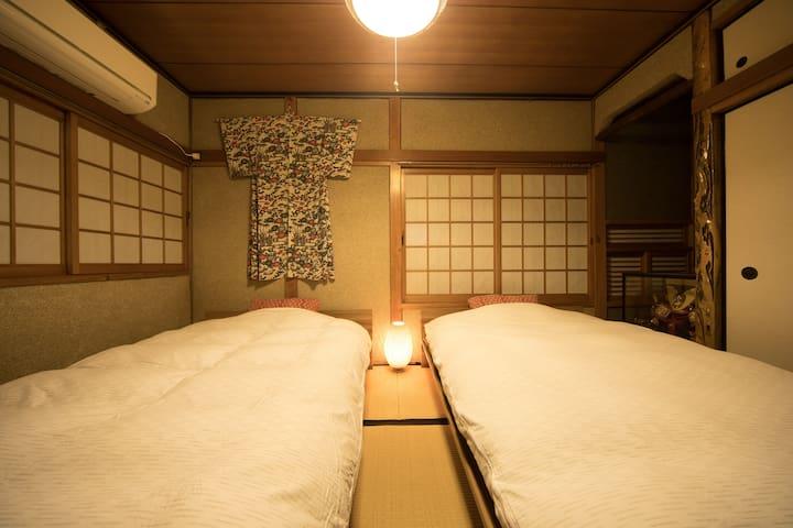 Bed Room 3 ; 2nd floor.