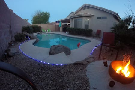 Spacious 4BD With Heated Pool! - Surprise - Casa