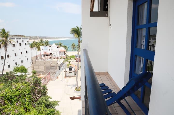 El mejor Hotel al pie de la playa--HOTEL MAYFLOWER