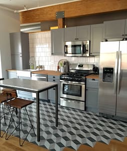 City Loft with amazing views - Pittsburgh - Apartment