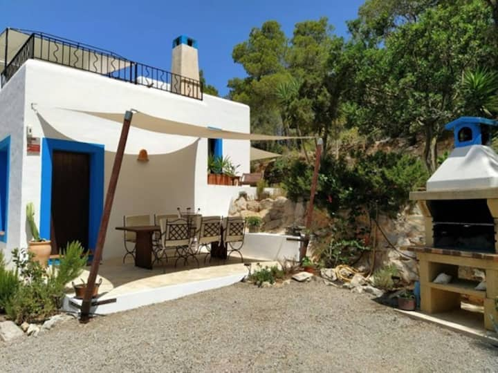 "Beautiful Holiday Home ""Finca Sa Bardella"" in the Country with Mountain View, Wi-Fi, Balcony, Terrace, Garden & Pool; Parking Available"