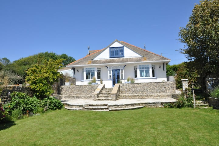 Stunning Holiday House In Worth Matravers