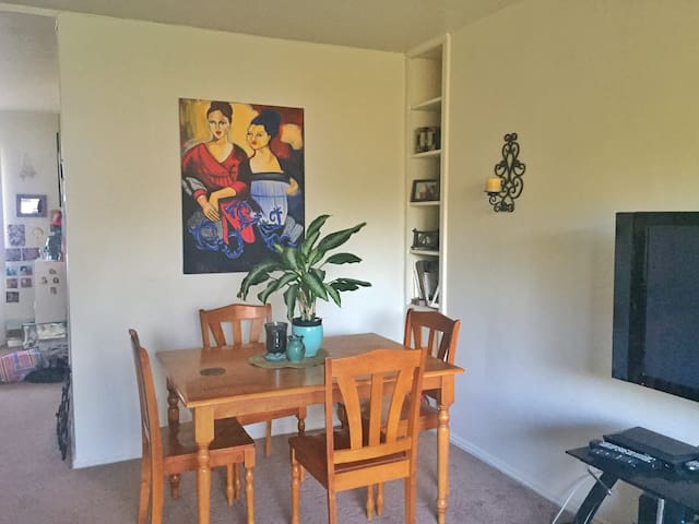 Sunny, clean, cozy private room in South Pasadena - South Pasadena