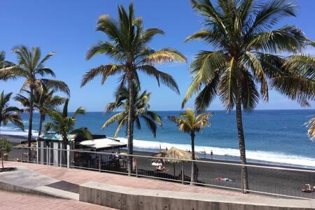 Casa canaria,cerca de playa/tiendas - Tazacorte - Bed & Breakfast