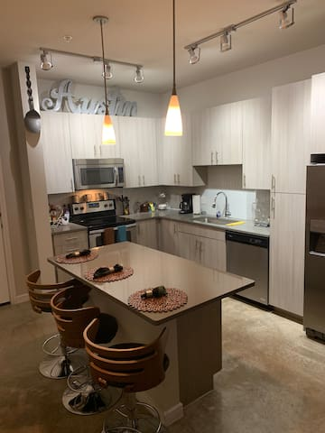 Beautiful and Hip Southtown apartment!