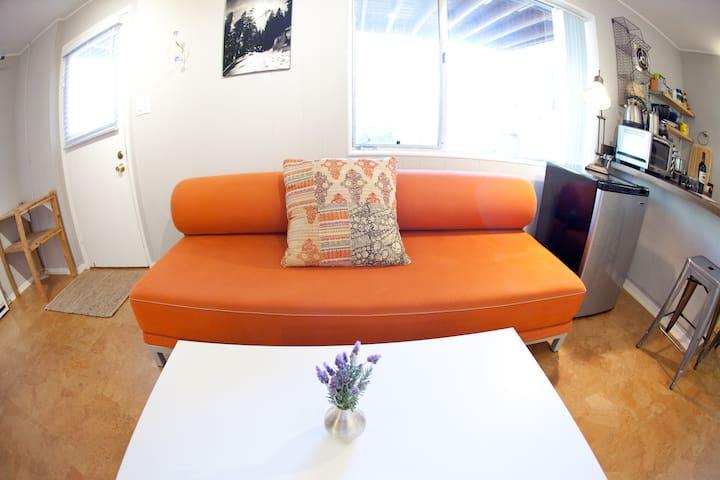 Private studio in Berkeley Hills - Berkeley - Appartement
