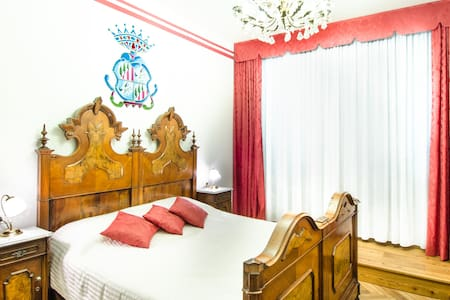 """Dai Toscans"" B&B, ""Maria"" Room - Cividale del Friuli - ที่พักพร้อมอาหารเช้า"