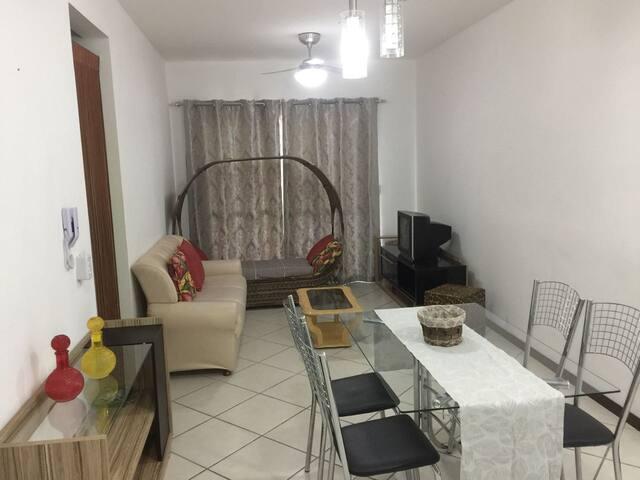 Apartamento completo em Bombas, Bombinhas/SC