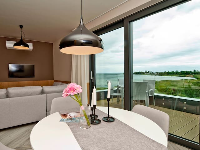 Amazing seaview apartment ZK 26