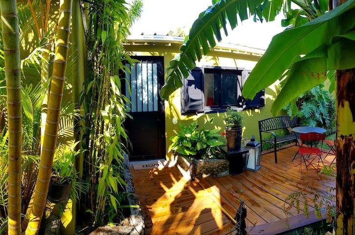 Kaz a Nou - Jolie maison avec piscine