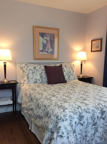 A Home in the County - Bedroom #2