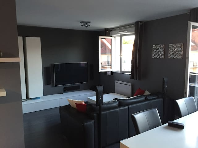 OKLM Appartement Disneyland - Claye-Souilly - Apartment