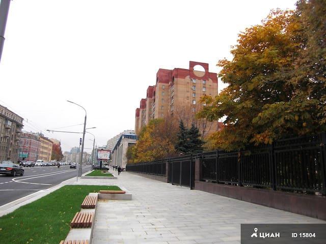 Home .Sweet Home. Downtown - Moskva - Lägenhet