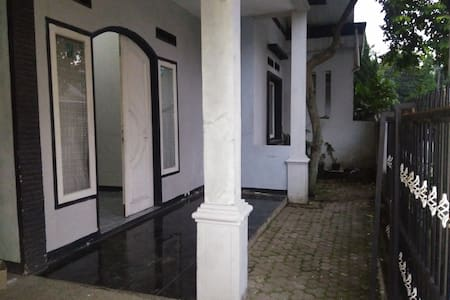 Cheap homestay in bandung - Bojongloa Kidul