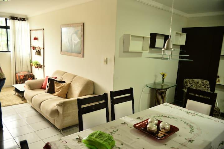 Belo Apartamento para férias.