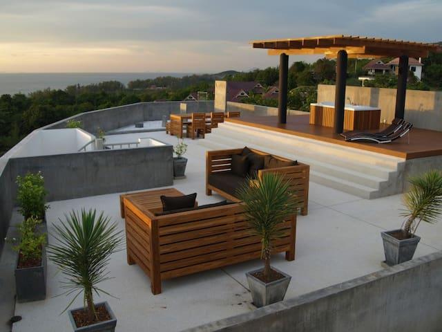 Lanta Loft Penthouse Apartment 4A - Ko Lanta - Lägenhet