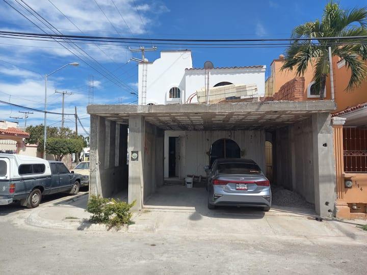 Renta de casa vacacional  por día en Mazatlán