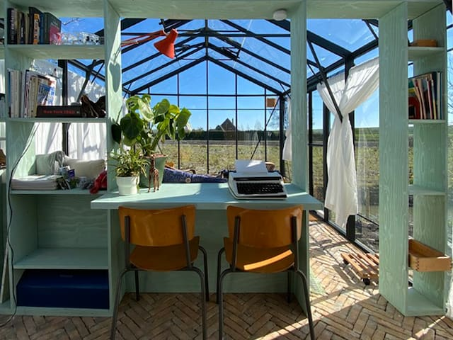 ♡starters deal♡ GLASS HOUSE + 1 BR - near the lake