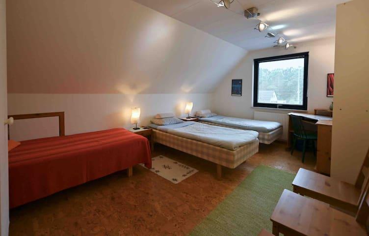 Bedroom #1, the biggest bedroom