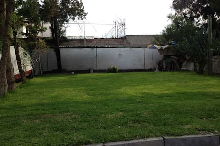 "casa jardín ""ideal para eventos"" - Tecámac de Felipe Villanueva - House"