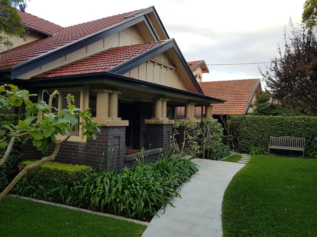 Spacious family home in heart of Mosman