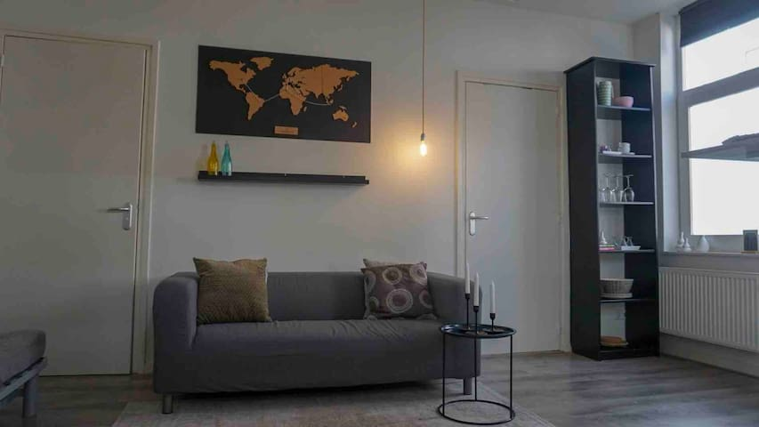 Cosy City Apartment | Center Of Utrecht | Neude