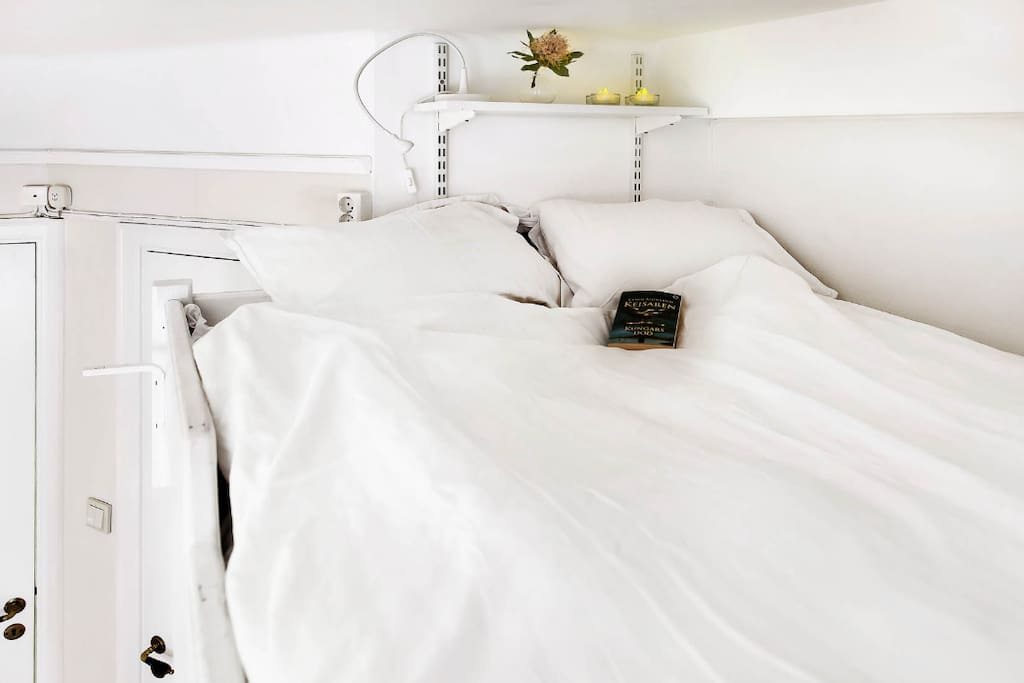 A super cozy bed that you will love