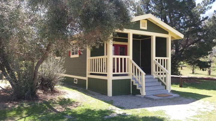 Olive Tree Cottage.