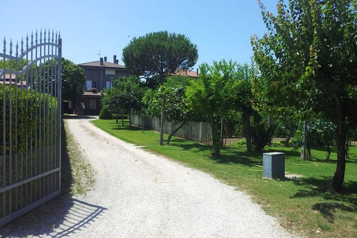 Villa Bixio Igea Marina - Rimini - Apartamento