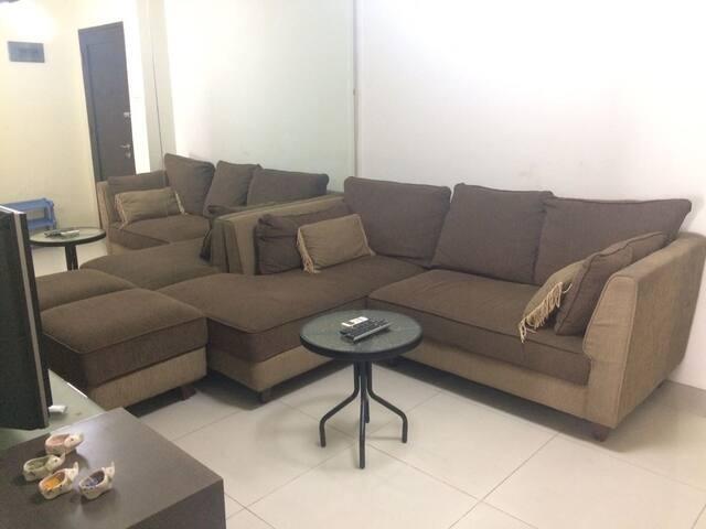 1  BR apartment @ Thamrin - Tanah Abang - Flat